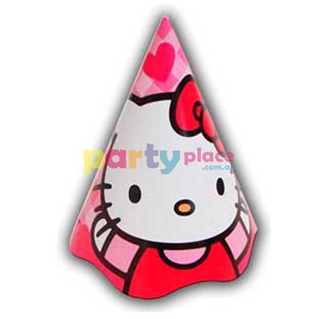Bonetes Hello Kitty 8u