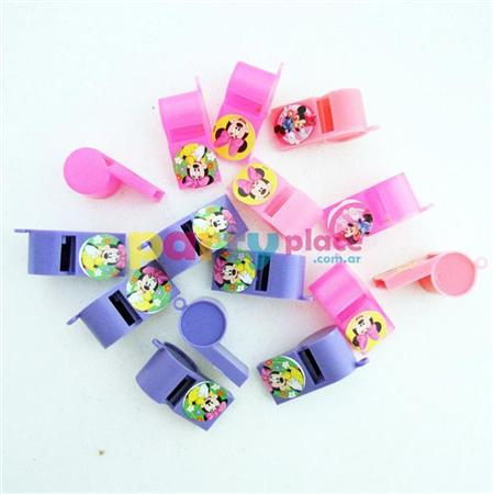 Mini silbato Minnie 15u