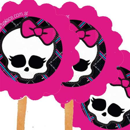Toppers Monster High 24u